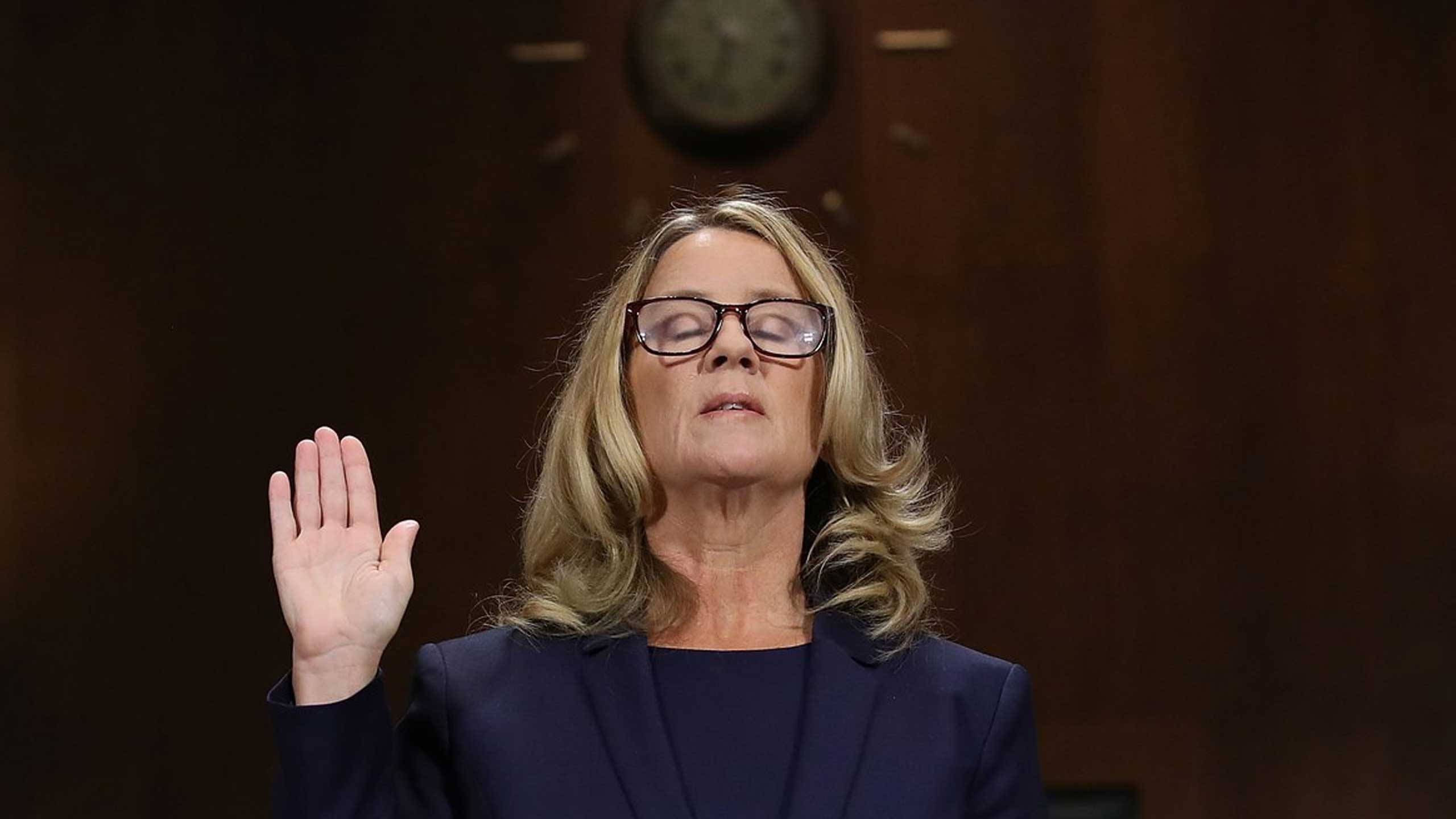Christine Blasey Ford Confronted Her Traumatic Past, Now I'm Confronting Mine